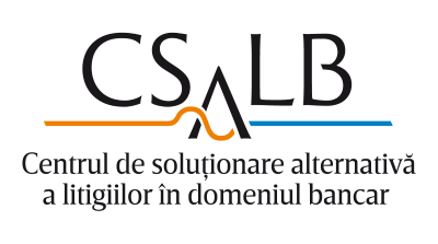 Centrul de Solutionare Alternativa a Litigiilor in domeniul Bancar (CSALB)
